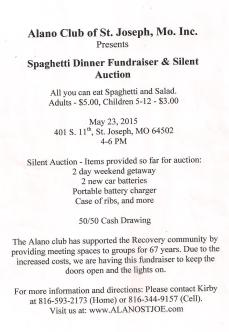 Silent Auction flyer 001
