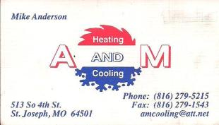 A&M Heating and Cooling 001